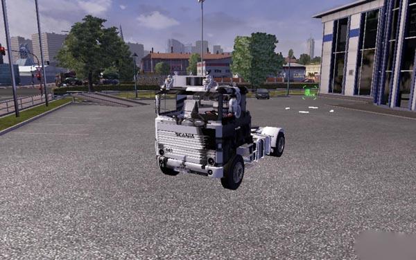 Scania 141 Super convert