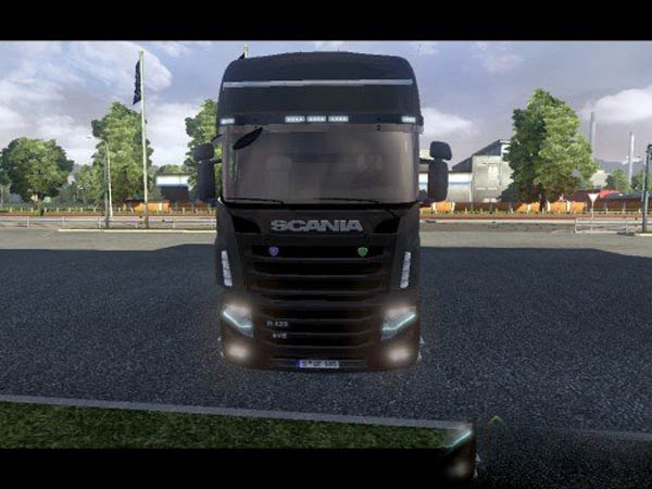 Scania EVO Remake