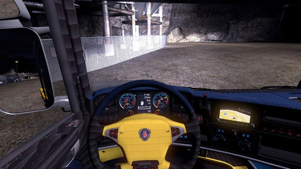 Scania Exclusive Yellow