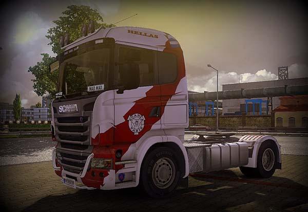Scania Greece