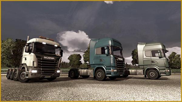 Scania Upgrade