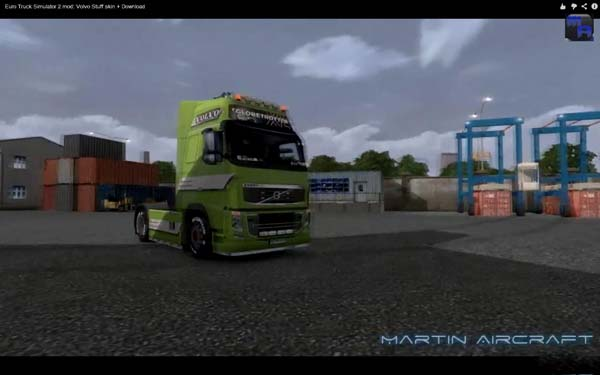 Stuff skin for Volvo