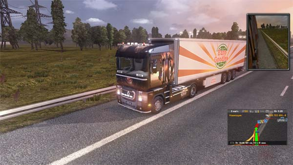 Transformers skin for Renault Magnum