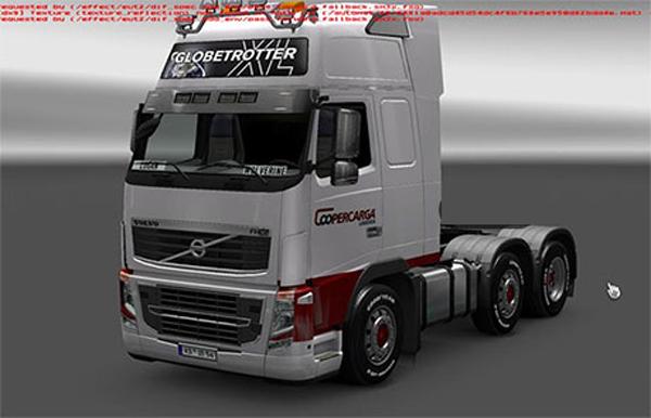 Volvo CooperCarga skin