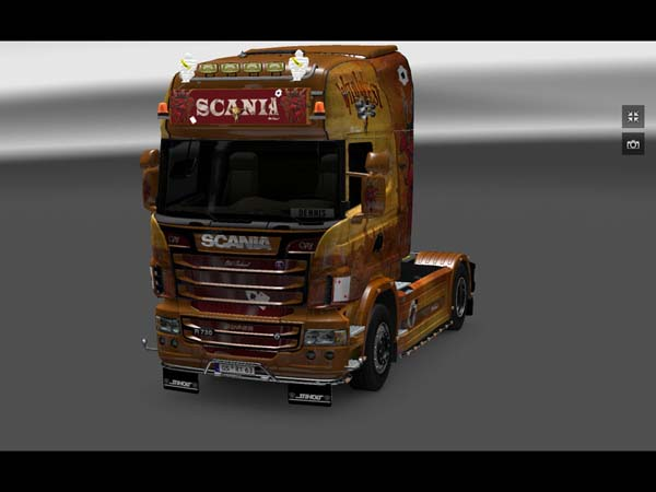 Wild West Scania
