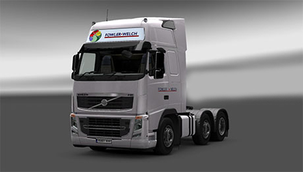 Fowler Welch Volvo skin