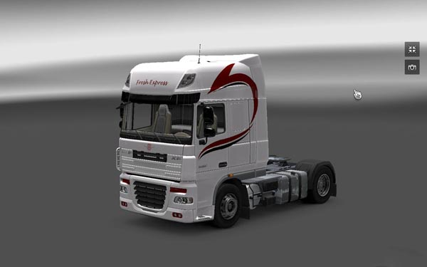 Fresh Express DAF skin