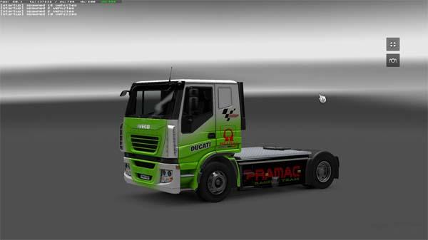 Iveco Racing skin