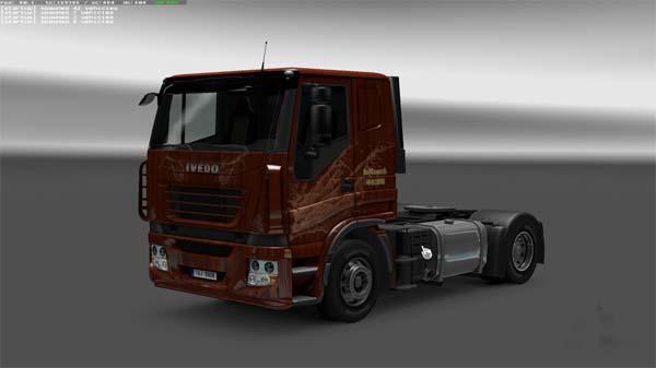 Iveco WoodyTransporte Co skin