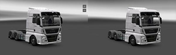 Man TGX Euro 6 W Chassis 6×4 x2-4