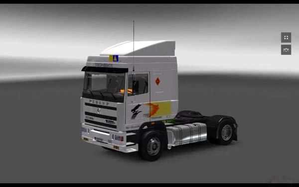 Pegaso Troner TX 400