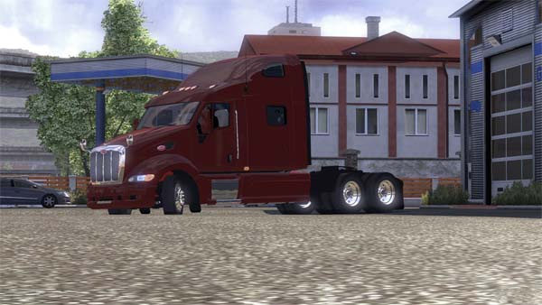 Peterbilt 387 New