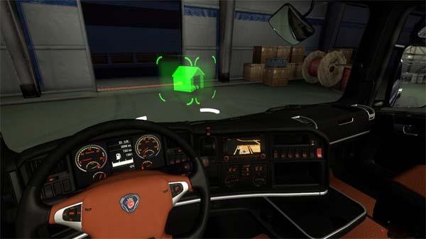 Scania Exclusive Interior