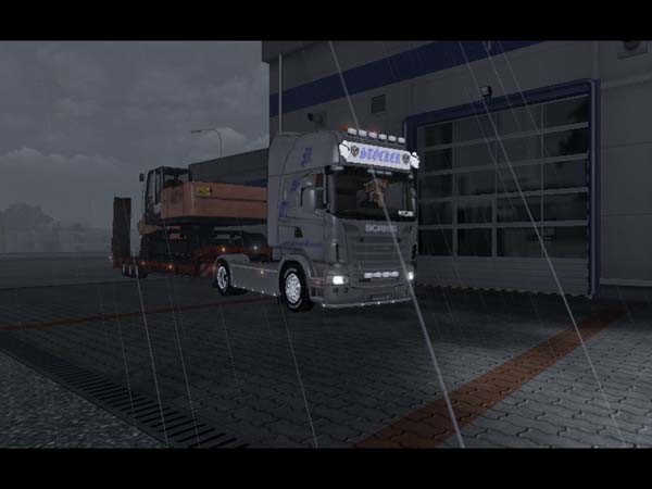 Scania PST Transport