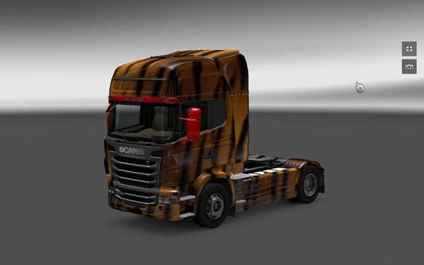 Scania Tygr skin