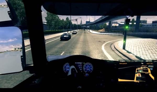 Scania V8 louder sound mod V1.1