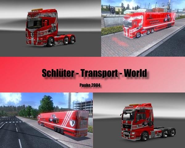 Schluter Transport World