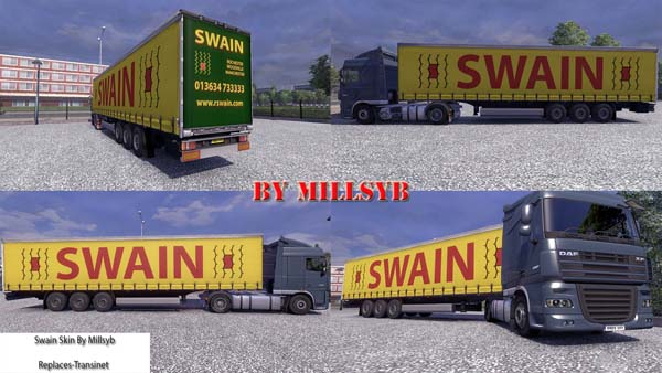 Swain Skin