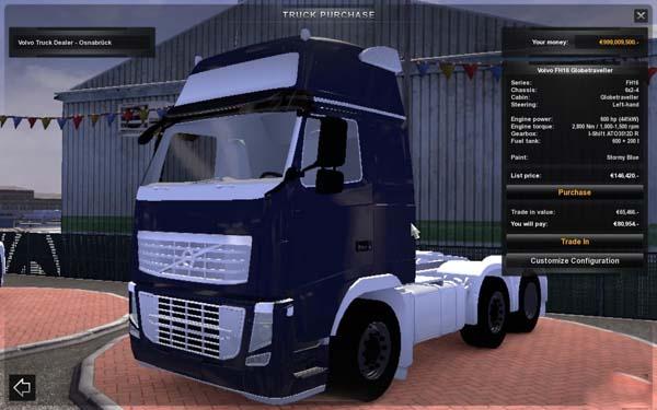 Volvo FH 12 XL 500