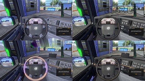 Carbon Fiber Interior for Volvo
