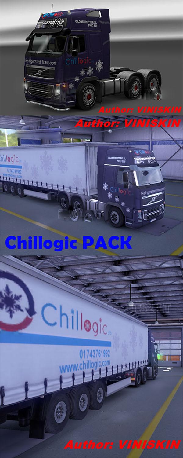 Chil logic Pack