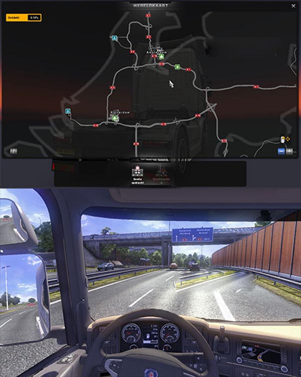 Improved Holland Mod (open beta)