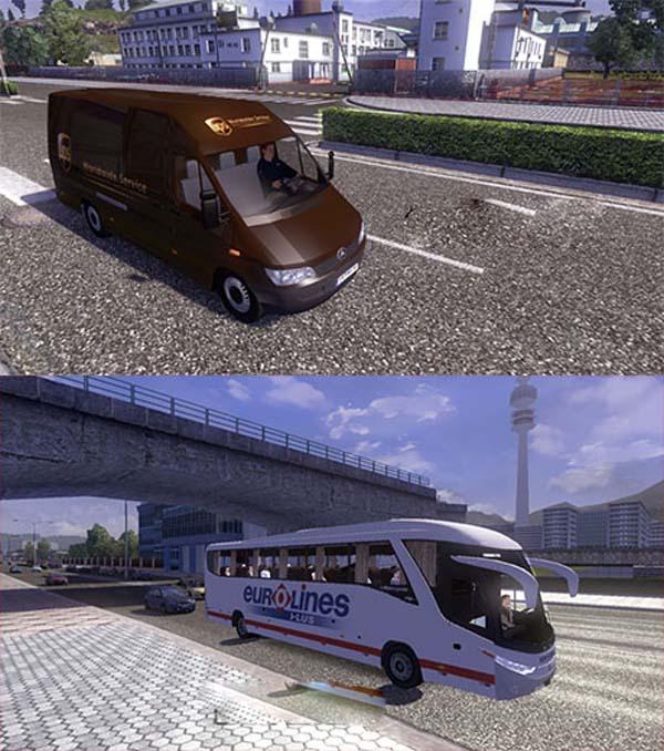 Mod Bus Sprinter