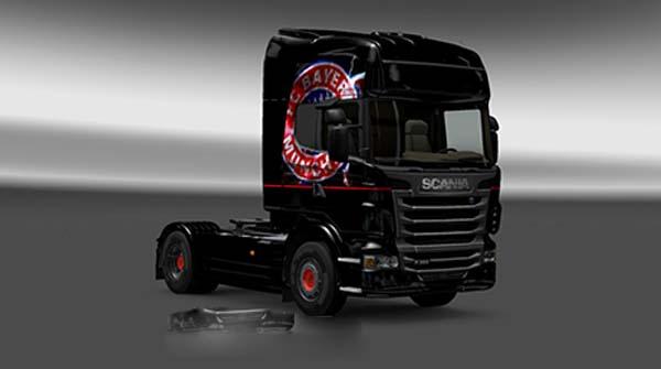Scania Bayern Munchen Skin