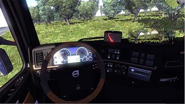 Volvo Custom Interior