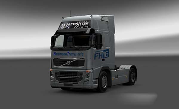 Volvo Hartmann Transporte Skin