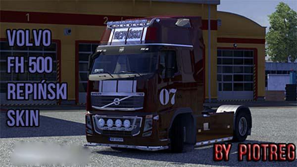 Volvo Repinski Skin