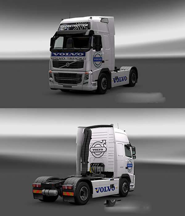 Volvo Trucks FH500 EEV Skin