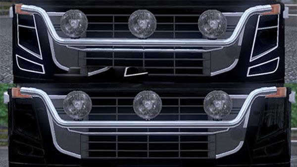 Black Headlights for Volvo