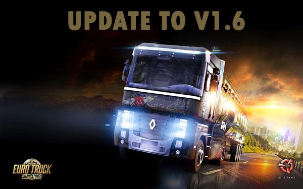 ETS 2 Update 1.6