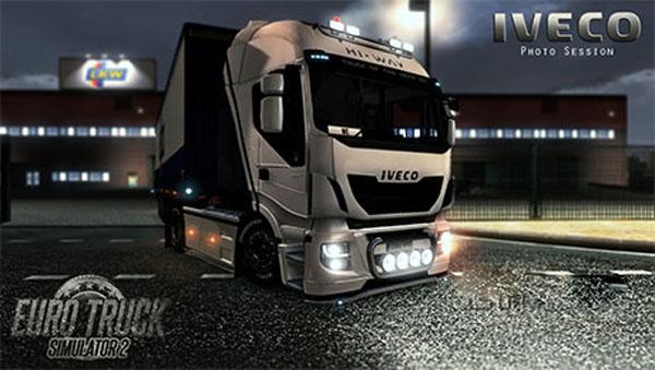 Iveco Hi Way Lowrider Truck