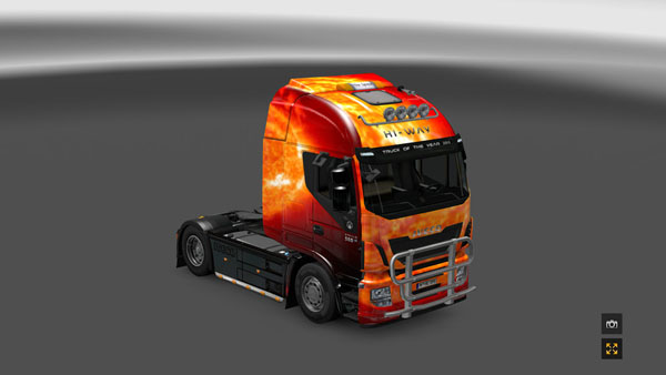 Iveco HiWay Sun Skin
