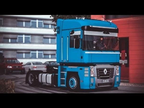 Renault Magnum Low Deck