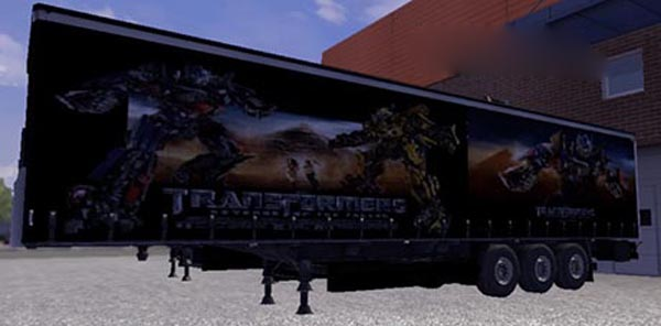 Transformers Trailer Skin