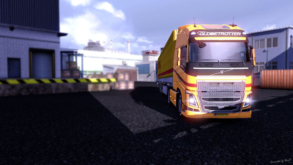 Volvo FH16 2014