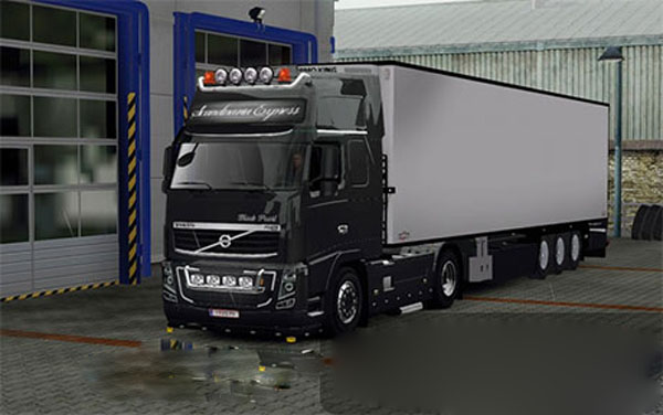 Volvo FH16 reworeked and fixed v1.5.2