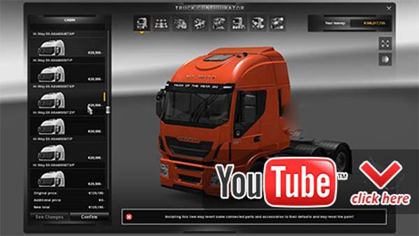 Iveco Stralis 2007 Hi-Way 2012 real specifications