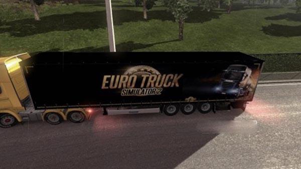 Krone ETS 2 trailer