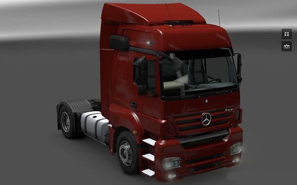 Mercedes Benz Axor