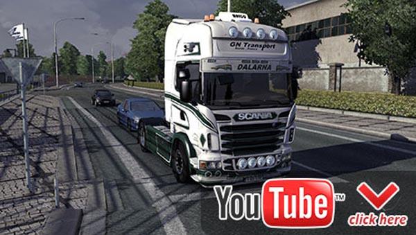 Scania V8 Exhaust Sound Mod