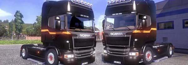 Scania tuning 2009