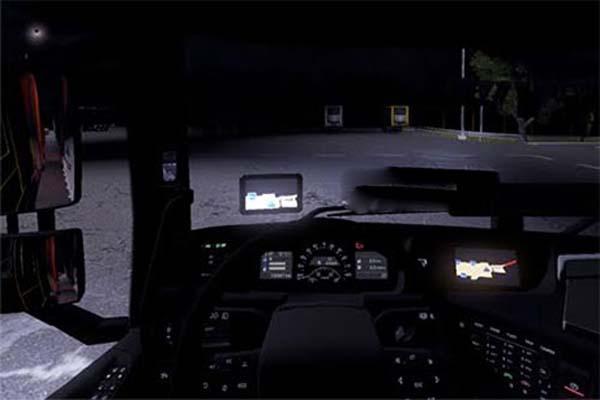 Volvo FH 2013 Camera mod