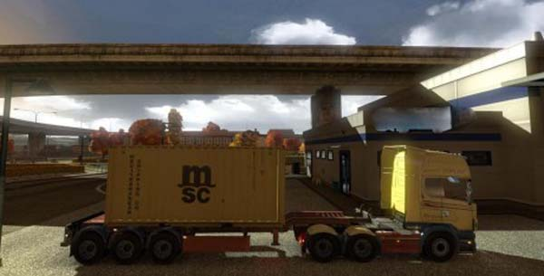 11 Wheels Truck Pack & Trailers
