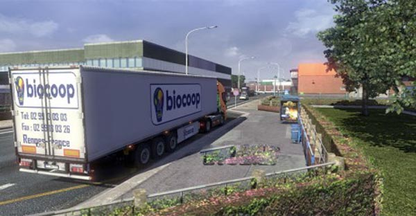 Biocoop Trailer