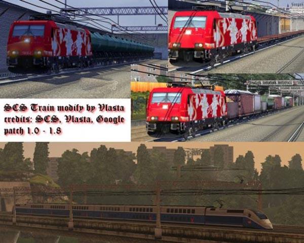 SCS Train Upgrade