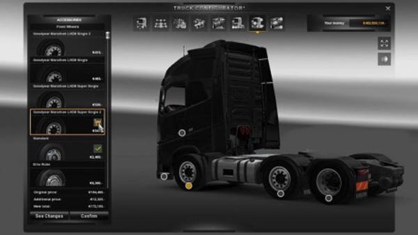 Volvo Wheels Pack
